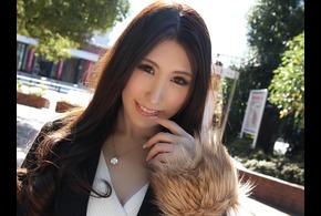 G-AREA「あんじゅ」ちゃんは長身グラマラスの美形巨乳化粧品販売員
