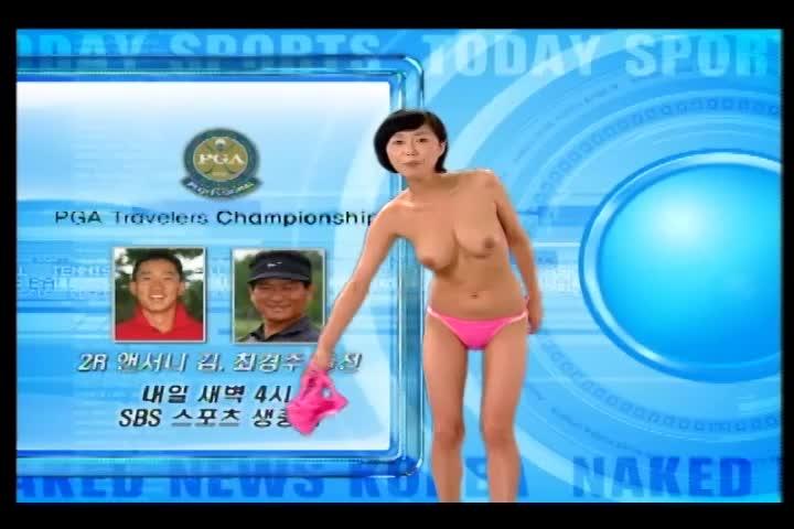 (Naked News Korea) - (2009.06.26)